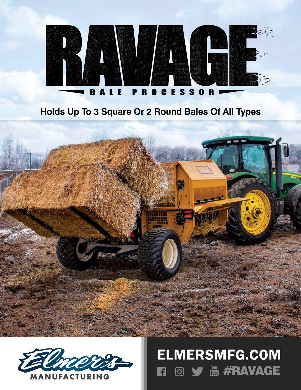 Ravage Bale Processor