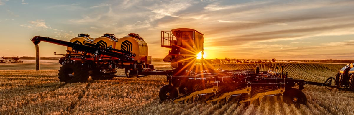 Seedmaster Farming Equipment